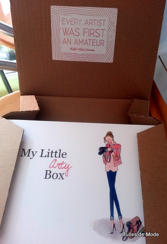 My Little Box Arty Octobre 2013 (1)