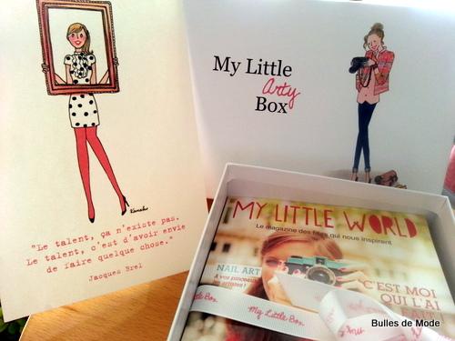 My Little Box Arty Octobre 2013 (3)