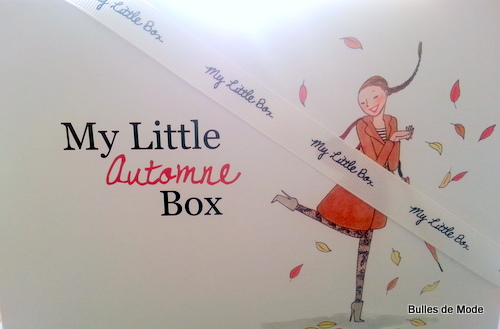 My Little Box d'Automne
