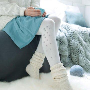 Pour ou contre le Collant en laine