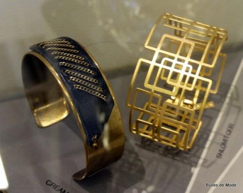 Bracelet Peau de Fleur et Shlomit Omfir