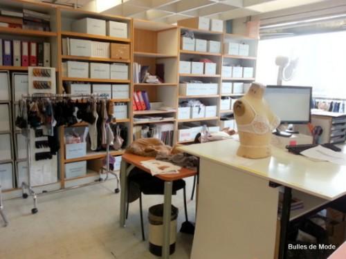 Dans le secret des ateliers Maison Lejaby Lingerie de Luxe (1)