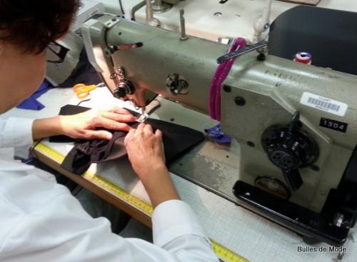 Dans le secret des ateliers Maison Lejaby Lingerie de Luxe (3)