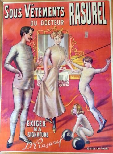 Dr Rasurel Maison Lejaby Lingerie