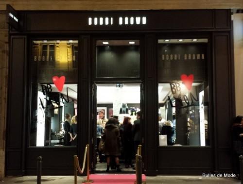 Nouveau Temple Du Make Up Lyon La Boutique Bobbi Brown