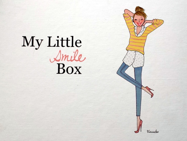 My Little Box Smile Janvier 2014