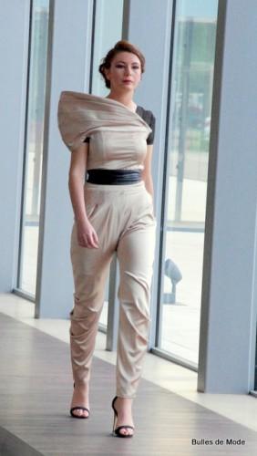 Défilé SupdeMod Lyon 2014 - Mode Femme urbaine (1)