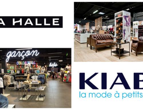Révolution dans le prêt-à-porter accessible Kiabi vs La Halle