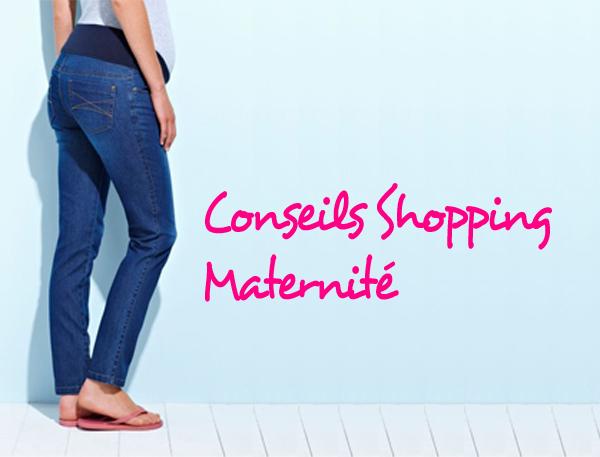 Shopping Femme Enceinte Conseils