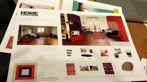 Atelier Coaching Design Elodie Canetti Home autour du monde Bensimon