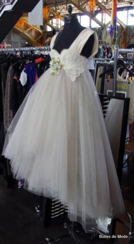 Robe de mariée Max Chaoul Vintage