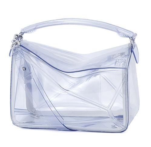 Loewe-Puzzle-transparent-bag-summer-2016
