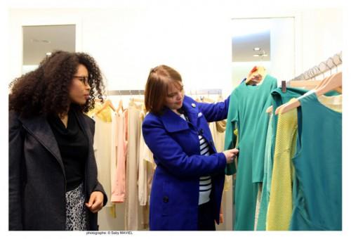 Styliste privée Personal Shopper à Lyon