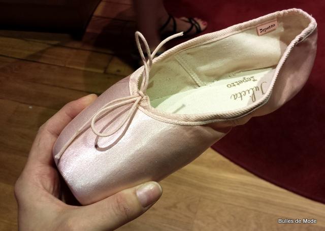 Boutique Repetto chaussons danse Lyon (1)
