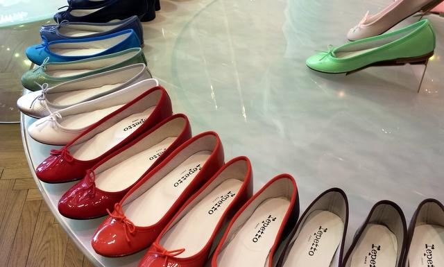 Boutique Repetto chaussons danse Lyon (7)