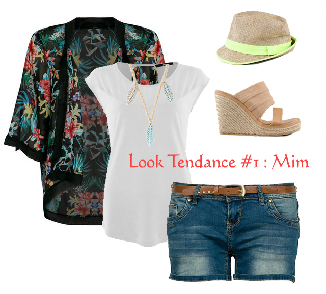 Look Tendance Soldes été 2014 Mim