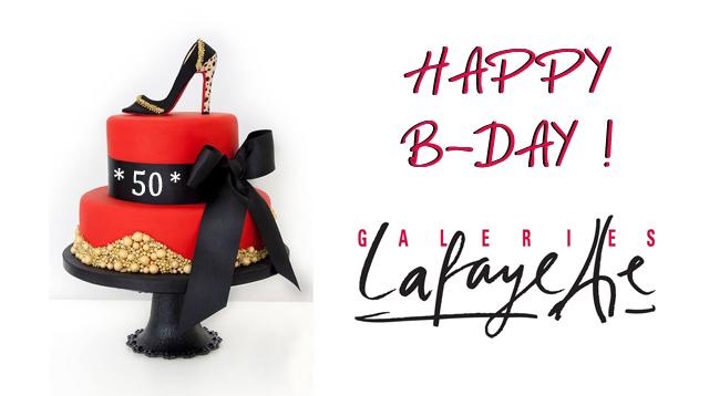 Gâteau Anniversaire Galeries Lafayette 50 web