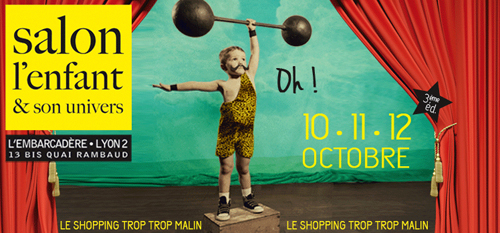 Salon Id Art Enfant octobre 2014