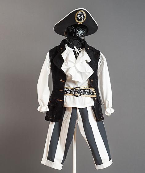 Costume de pirate pour enfants