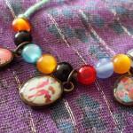 Litchi Bijoux bracelets médailles