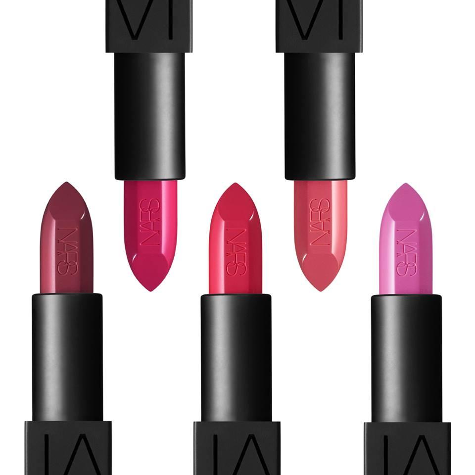 Nars cosmetics rouge à lèvres Audacious Lipstick 20 ans