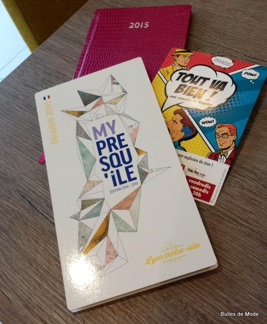 Guide Shopping Lyon Bons Plans Presqu'ile