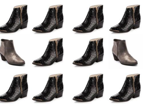 Avec quelles chaussures ? Tendances Hiver 2014