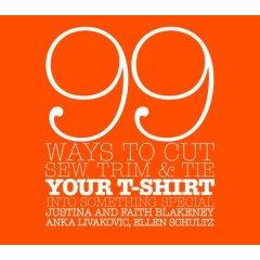 99 Ways to cut a T-Shirt DIY