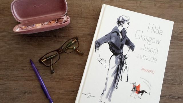 Hilda Glasgow illustratrice de mode américaine