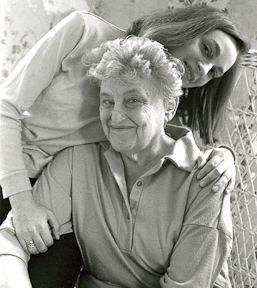 Liz and Hilda Glasgow