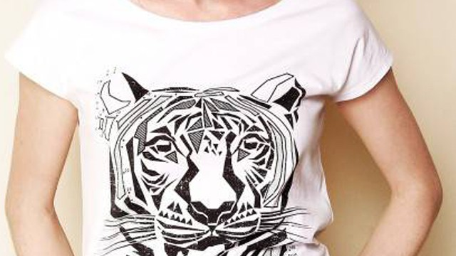 t-shirt-tigre-Mon-Défilé
