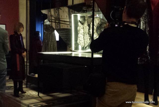 Anna Wintour expo Jeanne Lanvin 125 ans Galliera Paris