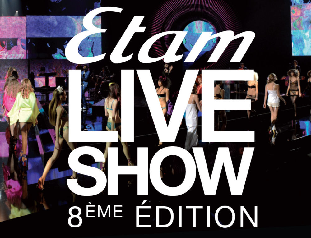Etam Live Show en direct sur le Blog !