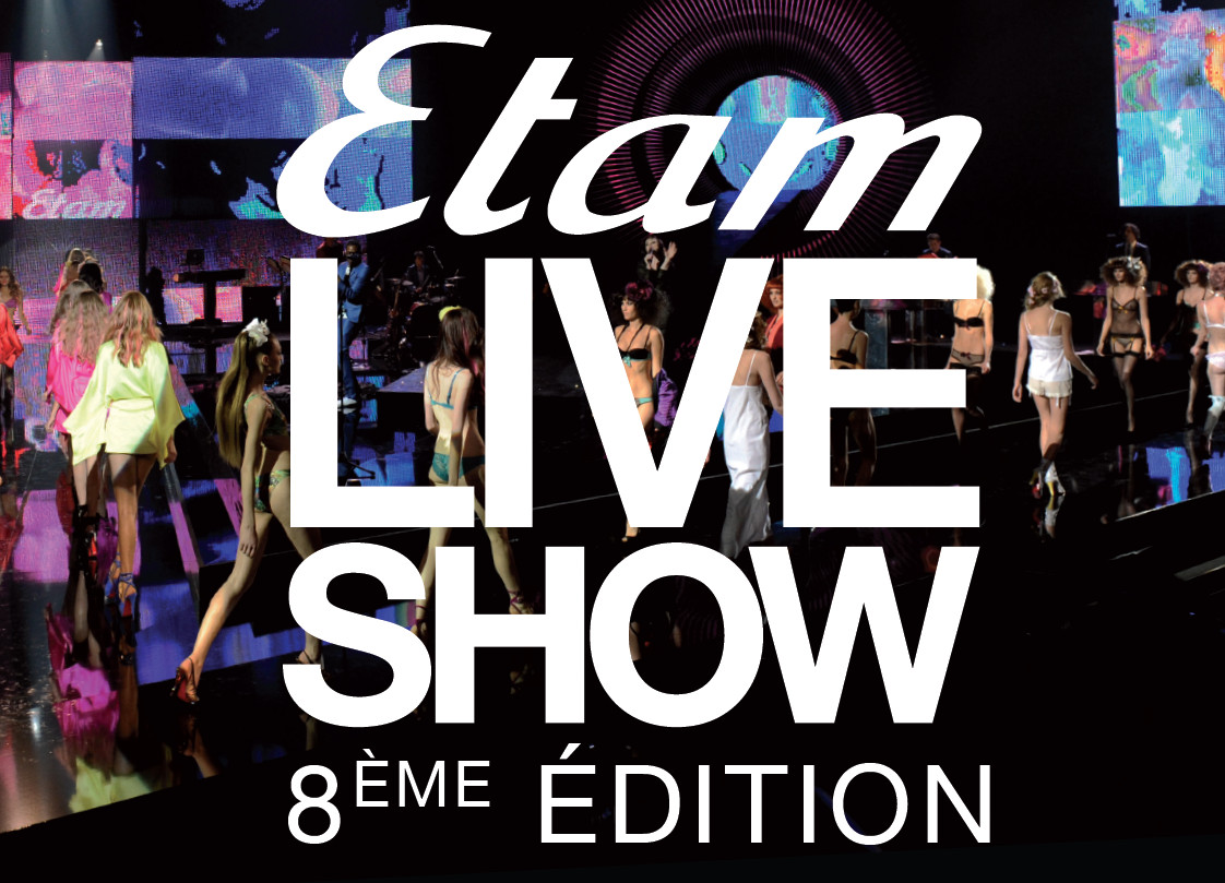 Etam Live Show Fashion Week 2015