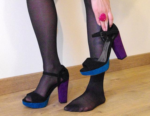 Shoes Look Bulles de Mode Blog Lyon b