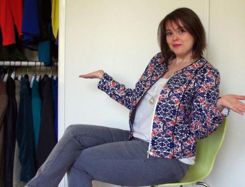 Casse-tête Mode : comment porter une veste imprimée ? [Look #3!]