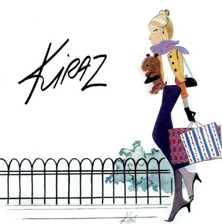 Kiraz Parisienne Chien