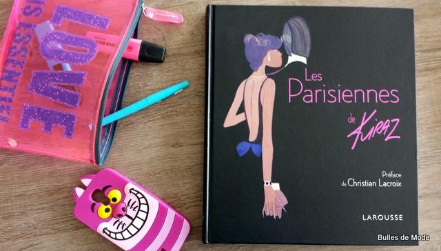 Les Parisiennes Kiraz Larousse Préface Christian Lacroix