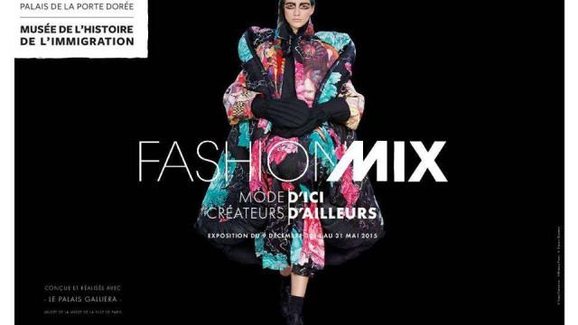 Fashion Mix expo Mode Ici et ailleurs