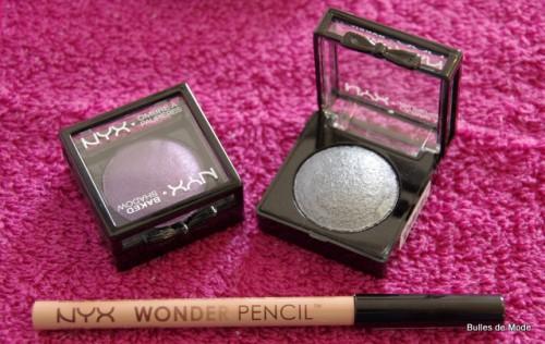 NYX Cosmetics - ombre à paupières et concealer crayonNYX Cosmetics - ombre à paupières et concealer crayon