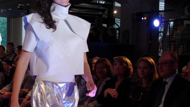 Supdemod 2015 Défilé de mode Détail