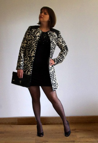 Blog Mode Lyon look Balsamik manteau