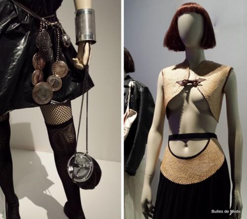 Premières créations Jean-Paul Gaultier