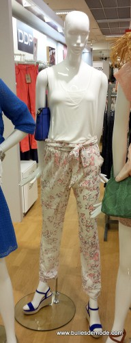 Look Mariage Pantalon Galeries Lafayette Blog mode Lyon