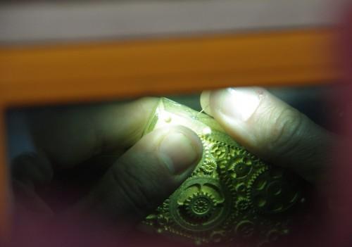 Réparation au laser Philippe Tournaire