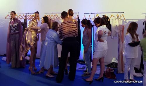 Coulisses du défile Haute-Couture Lyon Eric Tibusch (2)
