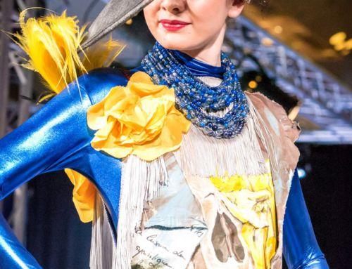 Habilleuse pour Eric Tibusch Haute-Couture ! [2/2]