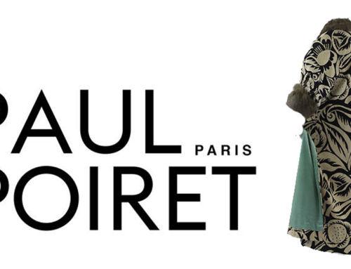 Paul Poiret revient !