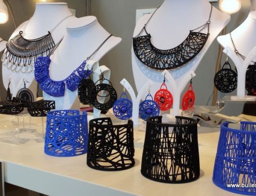 L'impression 3D, l'avenir du bijou contemporain ? [Anastra à Bijorhca]