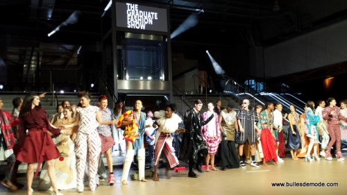 Final Graduate Fashion Show Who's Next